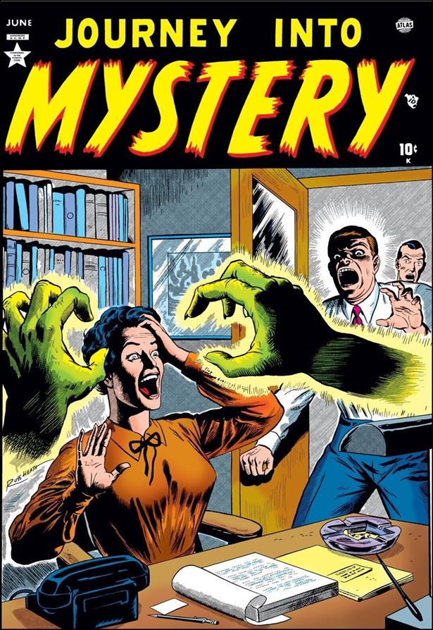 Journey into Mystery (1952) 1-A by Marvel