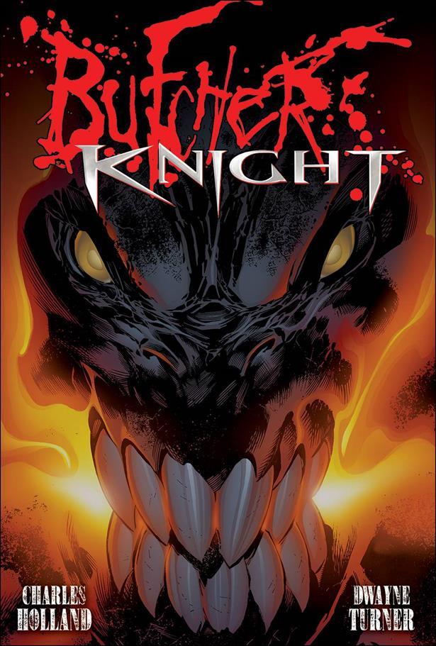 Butcher Knight nn-A by Clover Press