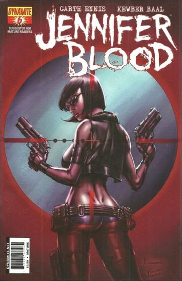 Jennifer Blood 6-C by Dynamite Entertainment
