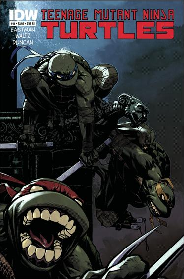 Teenage Mutant Ninja Turtles (2011) 11-C by IDW