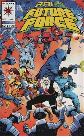 Rai and the Future Force 9-A