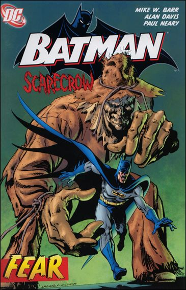 Batman/Scarecrow: Fear 1-A by DC