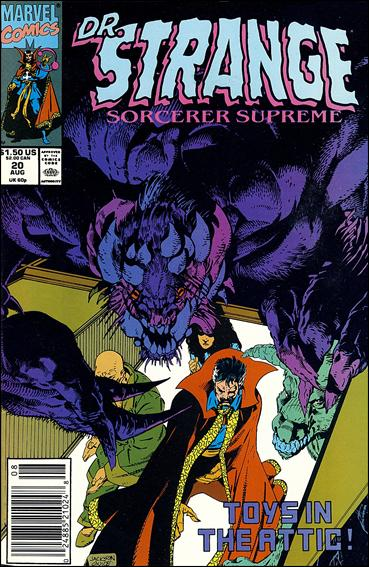 Doctor Strange, Sorcerer Supreme 20-A by Marvel
