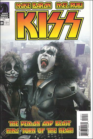 Kiss (2002) 10-B by Dark Horse