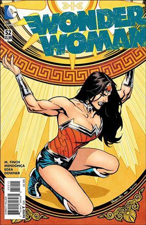 Wonder Woman (2011) 52-A
