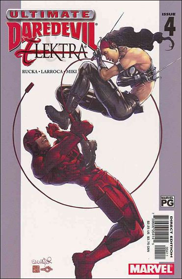 Ultimate Daredevil and Elektra 4-A by Marvel