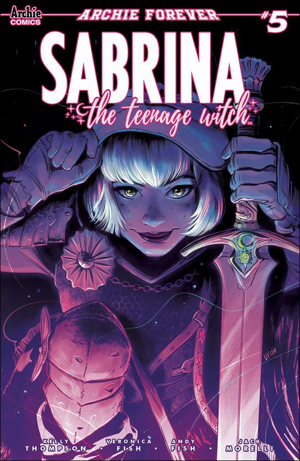 Sabrina the Teenage Witch (2019) 5-A by Archie