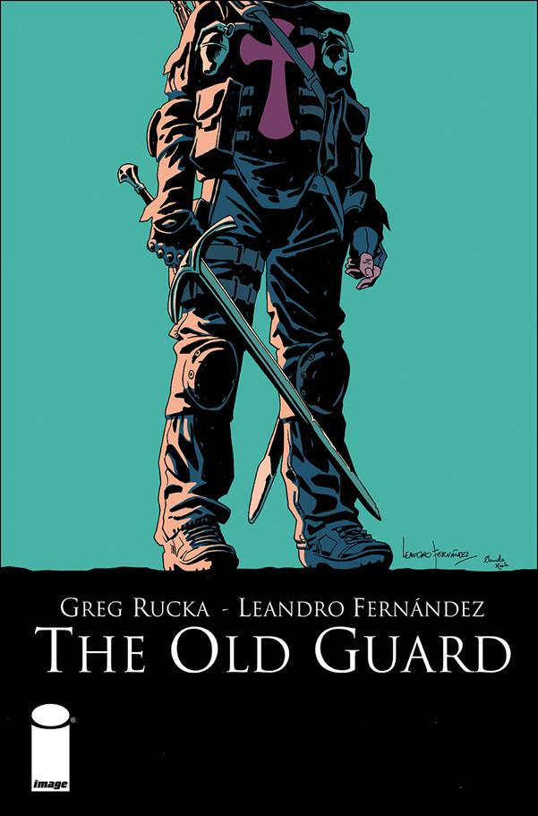 Old Guard 4-A by Image