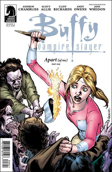 Buffy the Vampire Slayer Season 9 8-B by Dark Horse