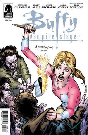 Buffy the Vampire Slayer Season 9 8-B
