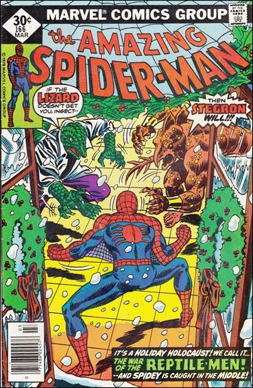 Amazing Spider-Man (1963) 166-B by Marvel