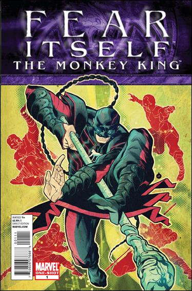 Fear Itself: Monkey King 1-A by Marvel