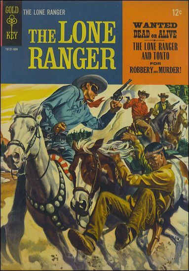 Lone Ranger (1964) 2-A by Gold Key