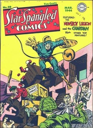 Star Spangled Comics (1941) 30-A