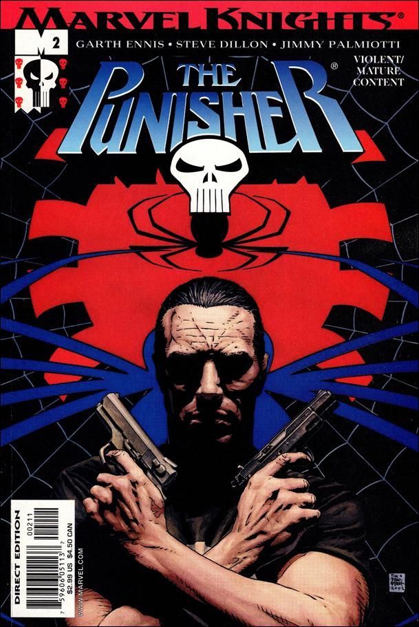 Punisher (2001) 2-A by Marvel