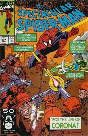 Spectacular Spider-Man (1976) 177-A