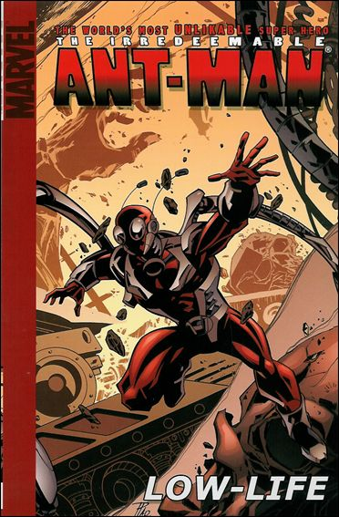 Irredeemable Ant-Man  1-A by Marvel