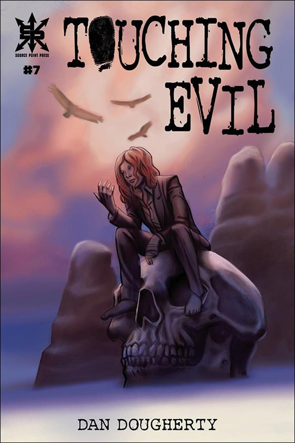 Touching Evil 7-A by Source Point Press
