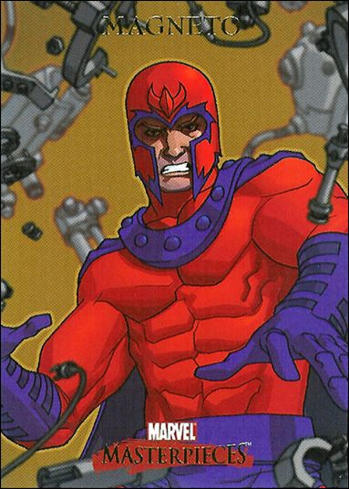 2007 Marvel Masterpieces (Base Set) 54-A by SkyBox