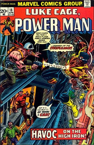 Power Man 18-A by Marvel