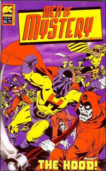 Men of Mystery 71-A by AC