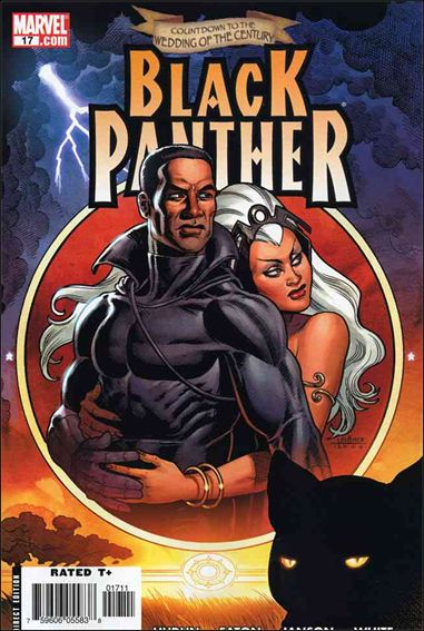 Black Panther (2005) 17-A by Marvel