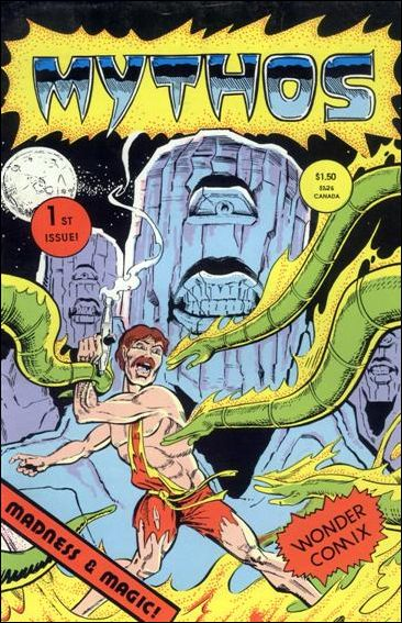 Mythos (1987) 1-A by Wonder Comix