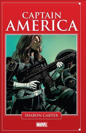 Captain America: Sharon Carter nn-A