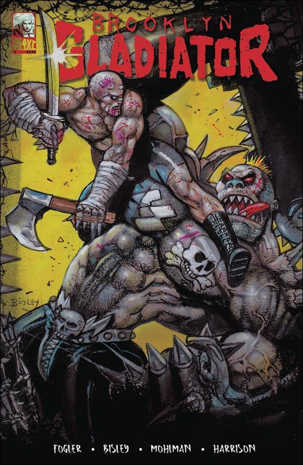 Brooklyn Gladiator 3-A by Heavy Metal