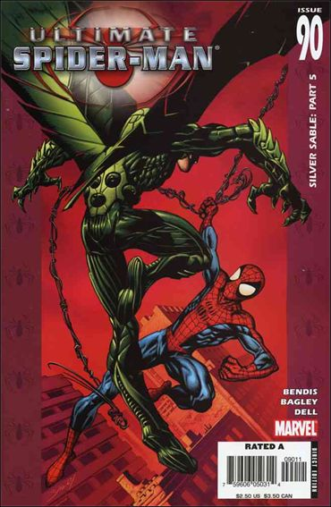 Ultimate Spider-Man (2000) 90-A by Marvel