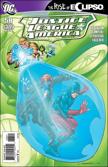 Justice League of America (2006) 58-B by DC