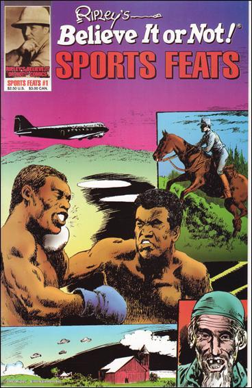 Ripley's Believe It or Not!:  Sports Feats 1-A by Ripley