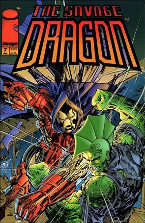 Savage Dragon (1993) 7-A