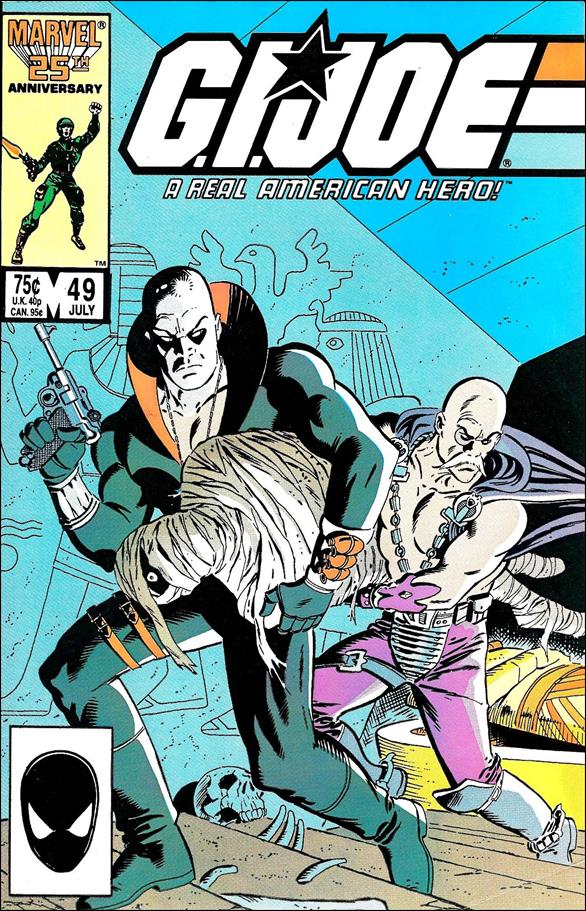 G.I. Joe: A Real American Hero 49-A by IDW