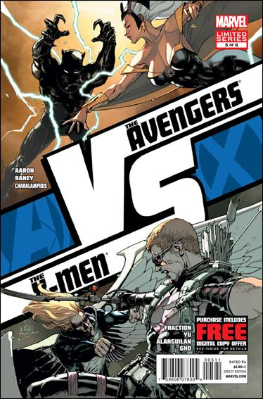AvX: Vs 5-A by Marvel