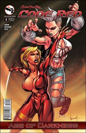 Grimm Fairy Tales Presents Code Red 4-B