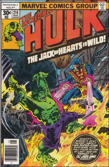 Incredible Hulk (1968) 214-A by Marvel