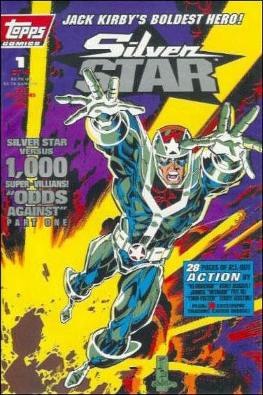 Silver Star (1993) 1-B by Topps