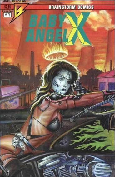 Baby Angel X 1-A by Brainstorm