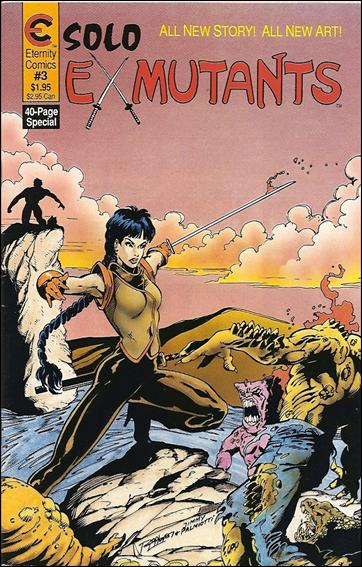 Solo Ex-Mutants 3-A by Eternity