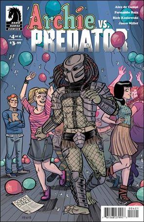 Archie vs Predator 4-B