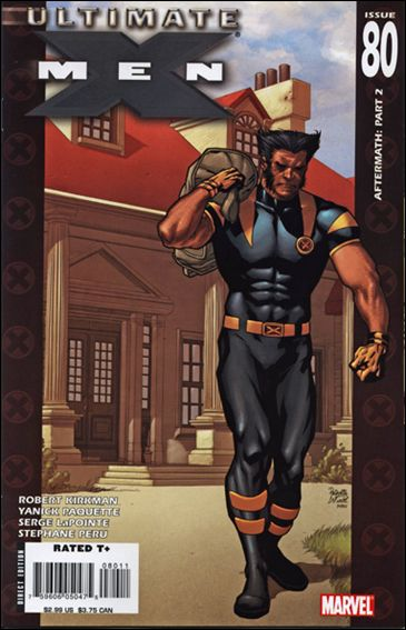 Ultimate X-Men (2000) 80-A by Marvel