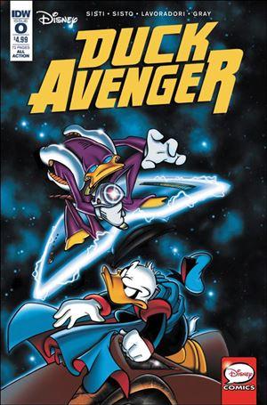 Duck Avenger 0-A