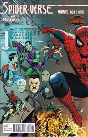 Spider-Verse (2015/07)  1-D