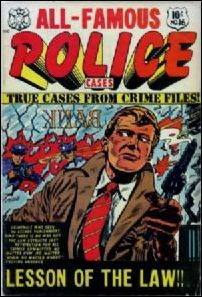 All-Famous Police Cases 16-A by Fox