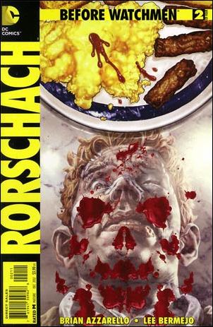 Before Watchmen: Rorschach 2-A by DC