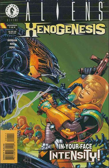 Aliens: Xenogenesis 1-A by Dark Horse