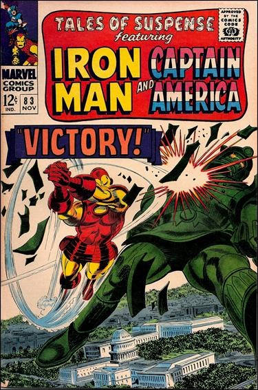 Tales of Suspense (1959) 83-A by Marvel