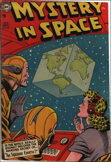 Mystery in Space (1951) 22-A by DC