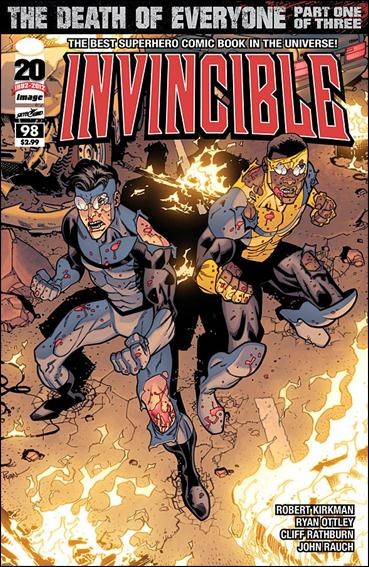 Invincible 98-A by Image